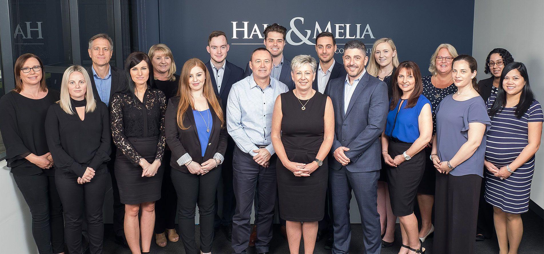 Hall & Melia Accountants